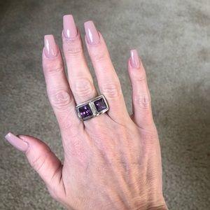 Express Fashion Statement Ring